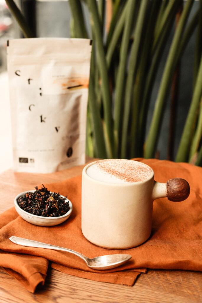 Chai Latte Boisson ancestrale indienne