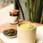 Mtacha & Moringa Latte