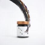 Black Paste : Charbon végétal et sésame noir