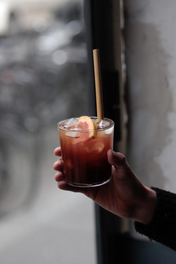 Ice tea honeybush