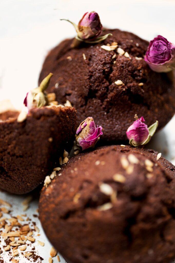 Muffin Sticky Chai