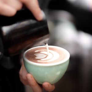 Raw Cacao Latte