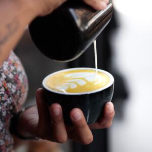 Golden Latte Paris