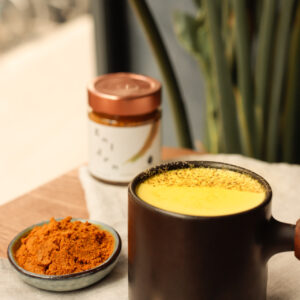 Golden Latte Bio et Vegan Paris