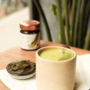Green Latte au Matcha et Moringa