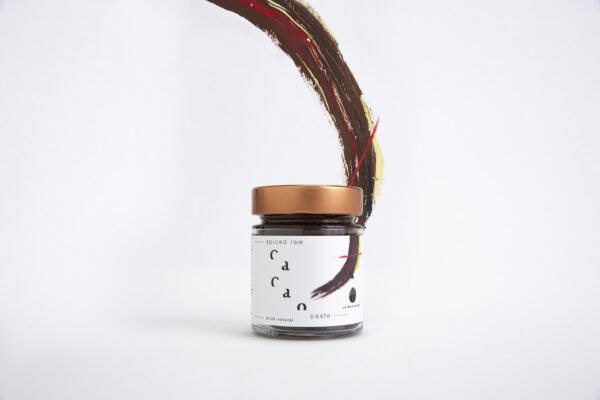 Spicy Raw Cacao Paste