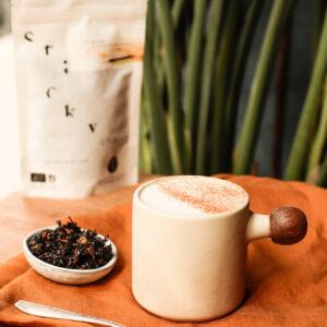 Sticky Chai Latte