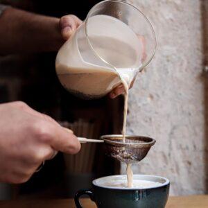 Chai frais Latte