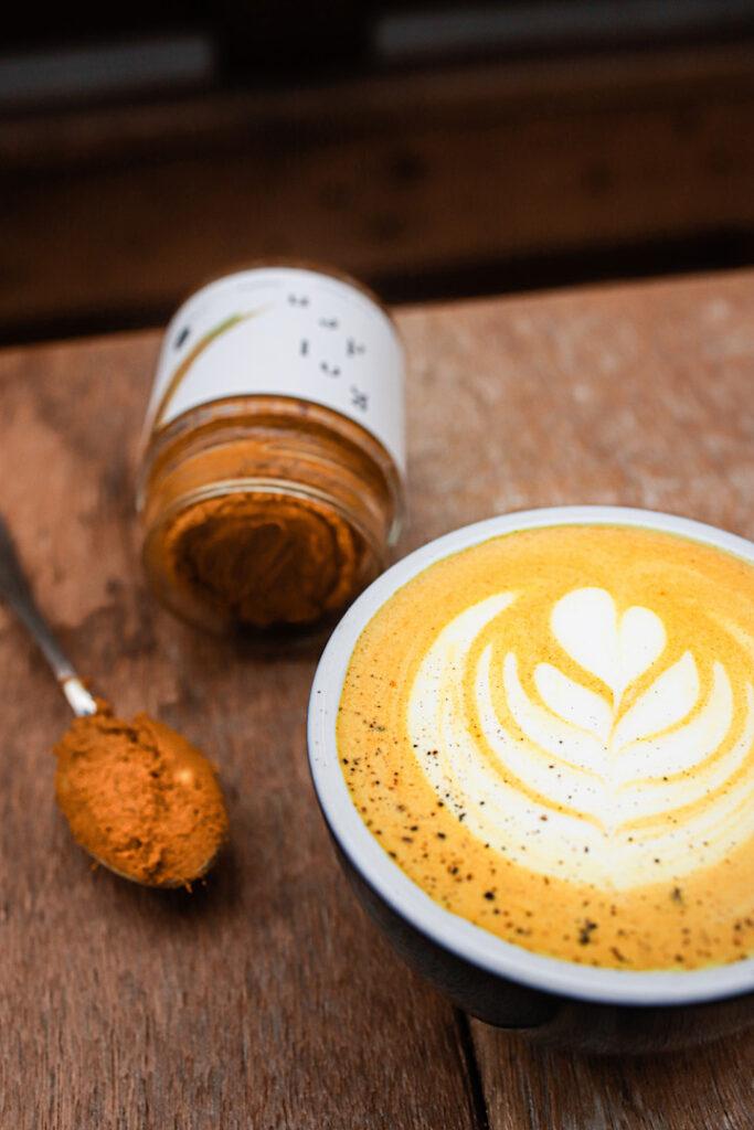 Golden Paste Latte